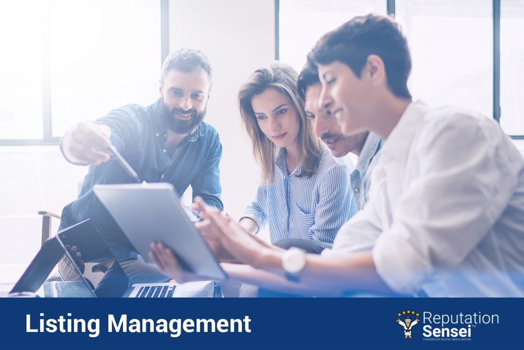 Listing Management Services for Businesses