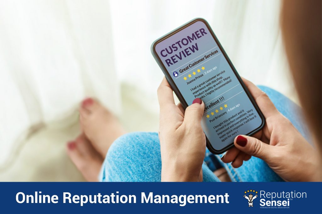 Online Reputation Management for Businesses in the United States
