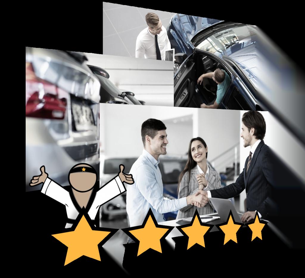 Reputation Management for Car Dealerships