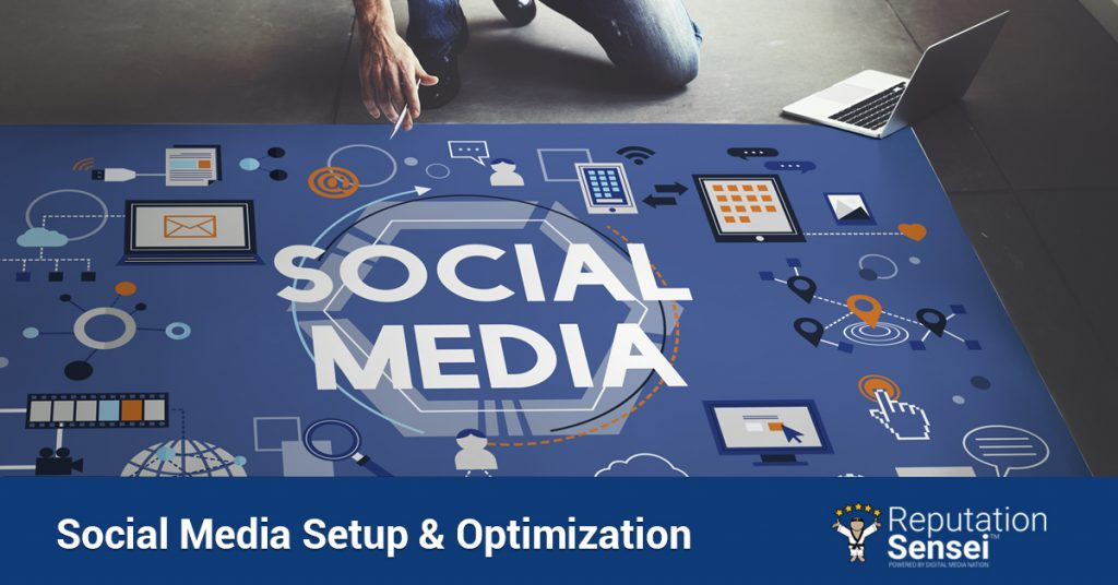 Social media optimization services for Atlanta brands.