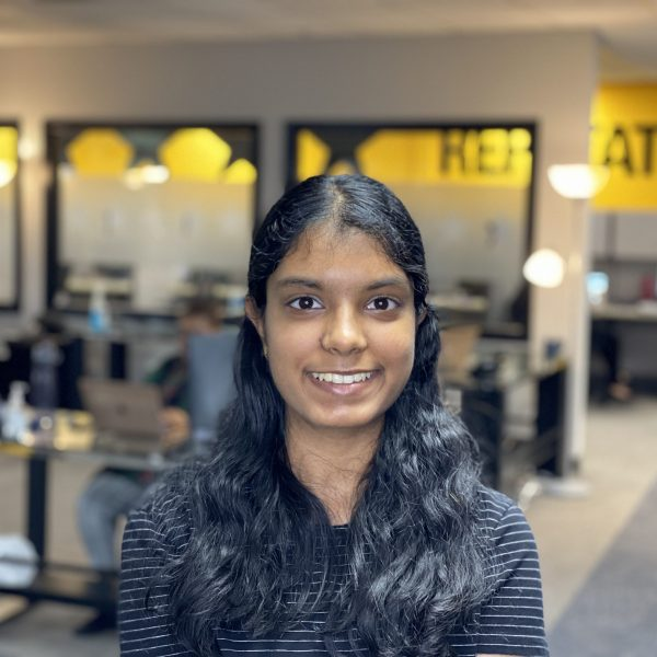 Nekha Duraisamy, Social Media Marketing Intern