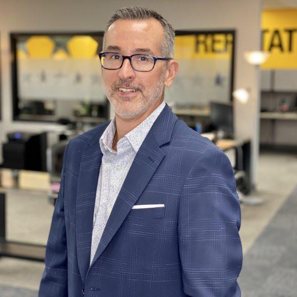 Jonathan Booher, Director of Sales at Reputation Sensei